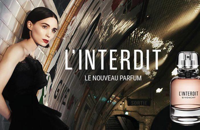 La L'interditMannequin Et Parfum De Pub Musique Givenchy clKJ1TF