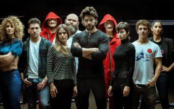 La Casa de Papel saison 3 : Netflix dévoile un 1er teaser