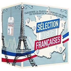 calendrier de l'avent sélection de bières françaises