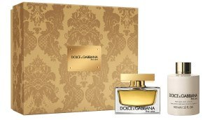 coffret parfum Dolce & Gabbana The One