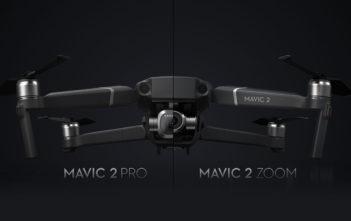drone dji mavic 2 pro & zoom