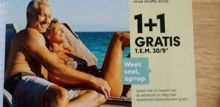 L'illusion d'optique sexuelle d'un pub d'agence de voyage belge