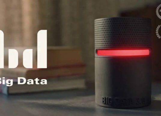 BIG DATA 3.0 : une intelligence artificielle prend le contrôle d'une famille