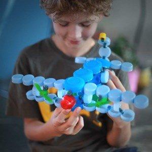 Clip it : cadeau créatif eco-responsable pour enfant