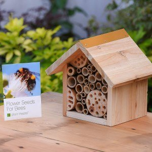 Hôtel pour abeilles