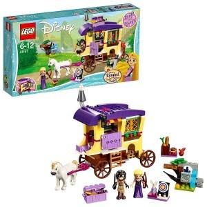 LEGO Disney Princess - La caravane de Raiponce