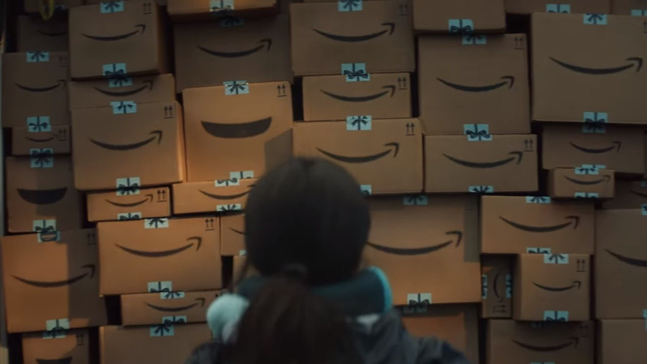 "Pub Amazon Noël 2018 - ""Can You Feel It"""