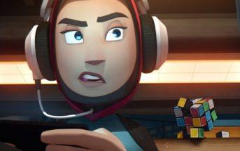 Scrambled : court-métrage d'animation sur un Rubik's Cube