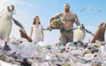 SodaStream fait le buzz avec une campagne environnementale