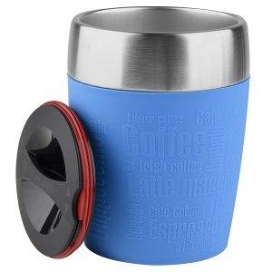 cadeau pour frileux au travail : mug isotherme