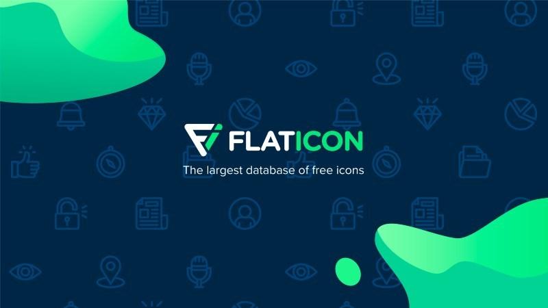 Flaticon banque de pictos et icônes gratuits