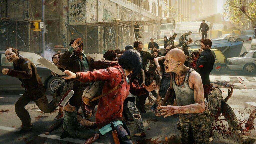 jeux zombie ps4