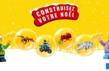 LEGO : construisez votre Noël