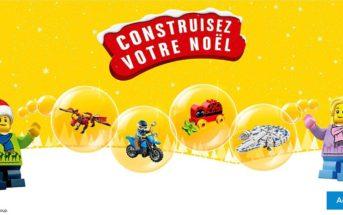 Cadeaux de Noël jouets LEGO : les promotions Black Friday