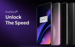 promo OnePlus 6T