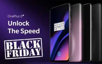Promo OnePlus 6T Black Friday