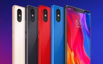 🔥 Promo soldes Xiaomi Mi 8 : réduction sur le nouveau smartphone