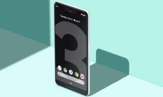 pub google pixel 3 - 2018