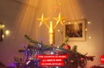 Noël 2 étoiles par Coca-Cola