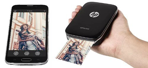 HP Sprocket Imprimante Photo portable Bluetooth