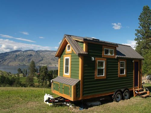 Tiny House dans la nature