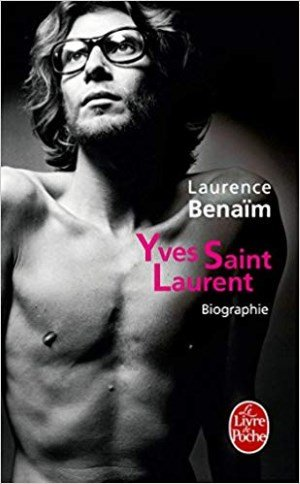 biographie Yves Saint Laurent