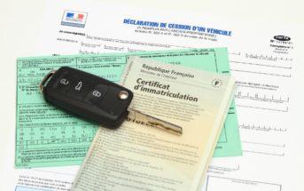 Carte grise : quelles sont les actualités du certificat d'immatriculation ?