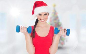 fitness et musculation pour Noël
