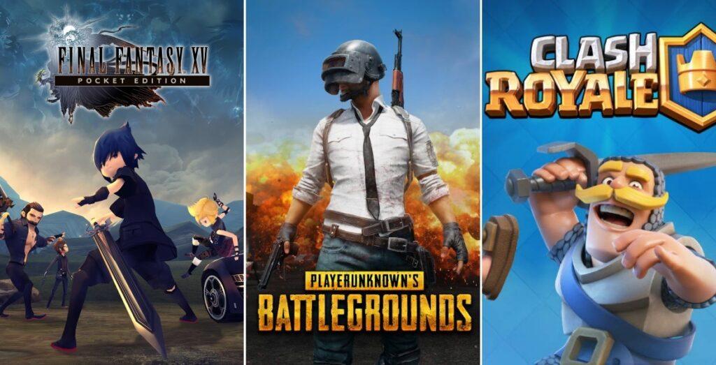 meilleurs jeux mobile