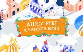 Calendrier de l'avent Freepik : aidez Piki à sauver Noël sur Instagram !