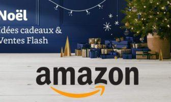 Noël : idées cadeaux de dernière minute et ventes flash amazon