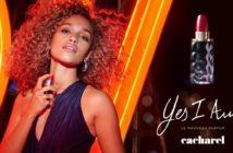 """pub du parfum """"yes i Am"""" de Cacharel avec la chanteuse Izzy Bizu"""