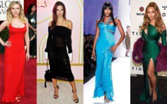 Comment choisir une robe de soirée adaptée à votre couleur de peau et de cheveux ?