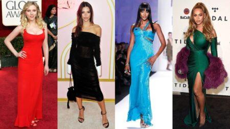 Quelle robe de soirée choisir en fonction de votre couleur de cheveux et de peau ?