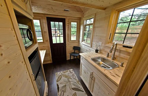 tiny house confort