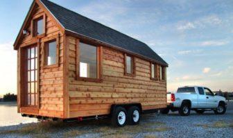 tiny house : la maison transportable et écologique