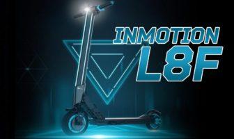 trottinette électrique futuriste Inmotion L8F