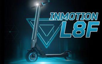 🔥 Code promo soldes : la trottinette électrique Inmotion L8F à 443€