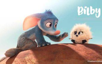 Bilby : un marsupial tente de sauver un oisillon de l'outback australien