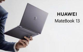 🔥 Code promo soldes : l'ultrabook Huawei Matebook 13 à 717€