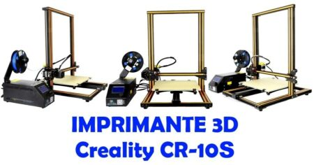 Imprimante 3D Creality CR-10S en promo
