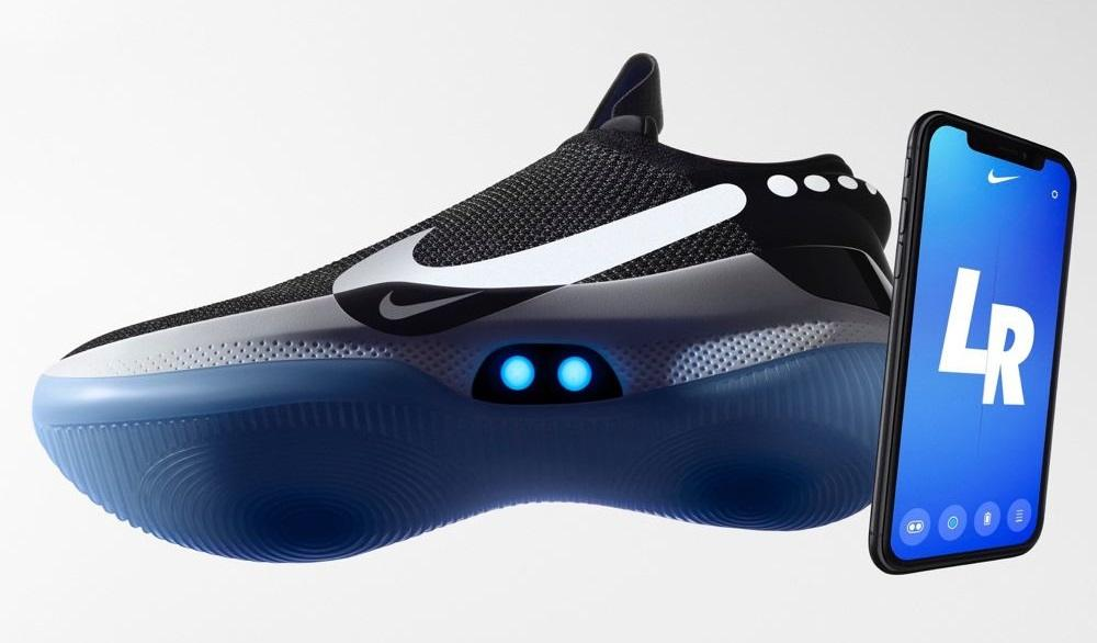 Nike Adapt BB : les baskets auto-laçantes 2019
