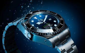 La montre Rolex Sea-Dweller Deepsea : un mythe des profondeurs