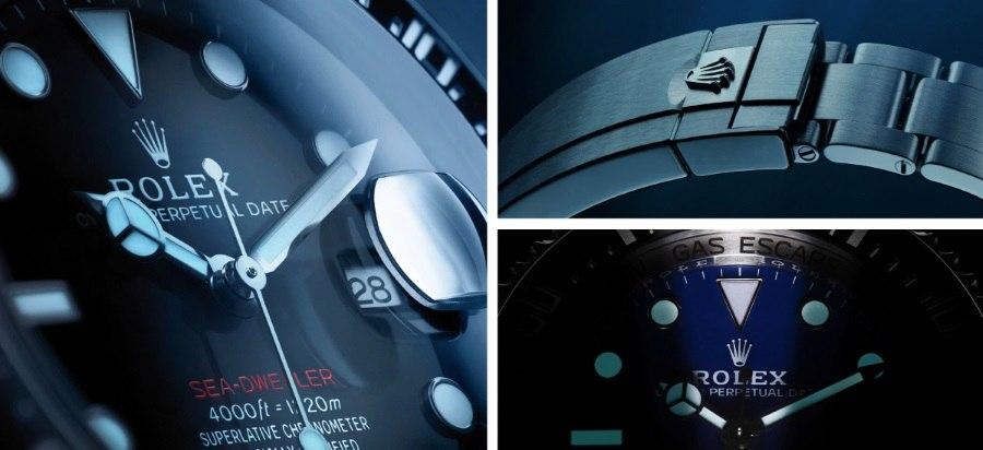 Rolex Sea-Dweller Deepsea : une montre au design de luxe