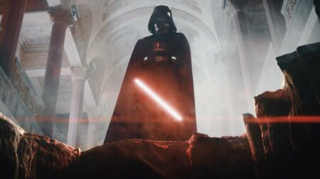 Shards of the past : fan film Star Wars sur les débuts de Dark Vador