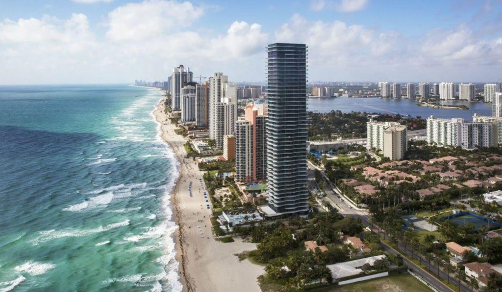 Sunny Isles, un quartier au nord de Miami