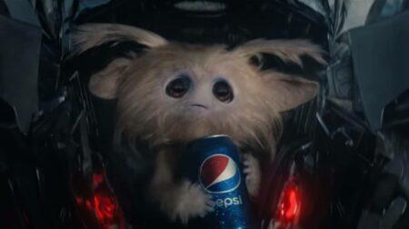The Encounter : pub de science-fiction Pepsi 2019