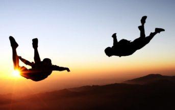 Sensations fortes : 6 activités à faire (au moins) une fois dans sa vie !