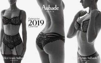 Le calendrier Aubade 2019 à télécharger gratuitement en pdf HD