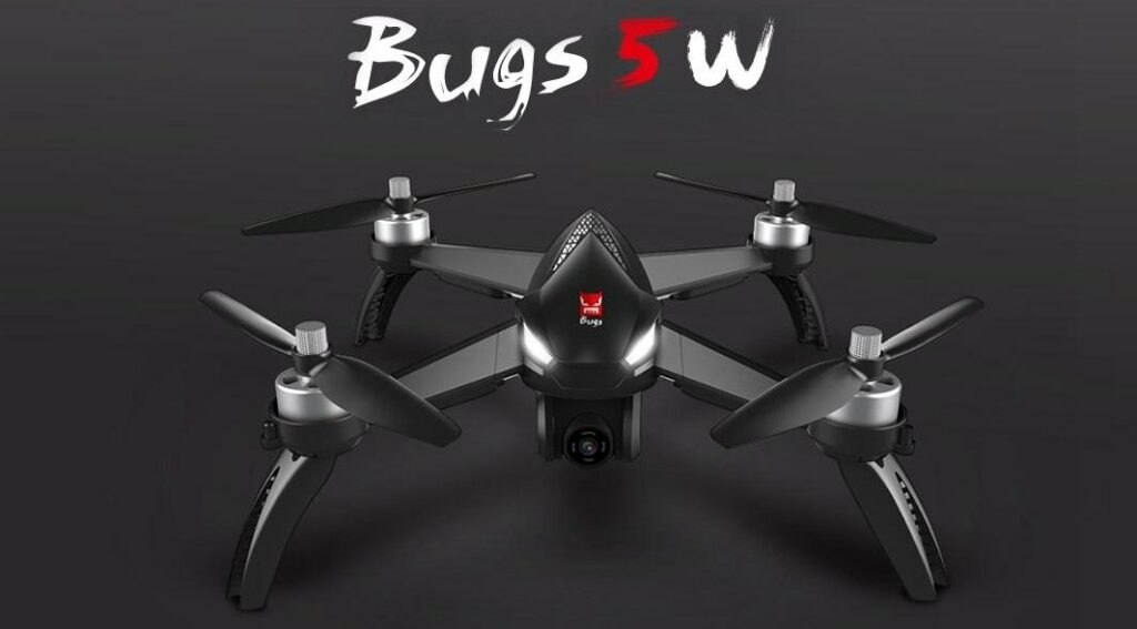 drone MJX bugs 5W
